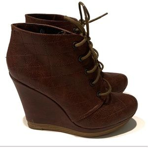 Seychelles Best Laid Plans Booties